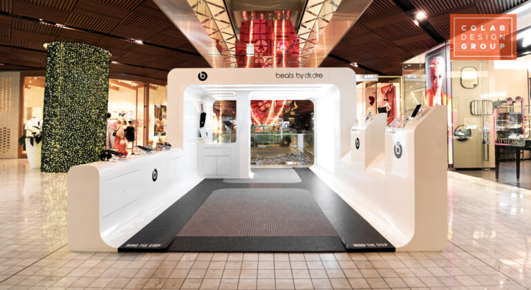 BEATS BY DR DRE_Westfield Sydney Activation_Brand Space_Pop Up_01