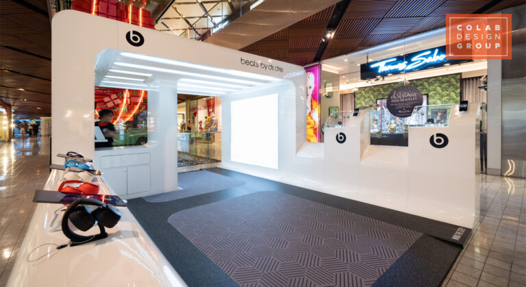BEATS BY DR DRE_Westfield Sydney Activation_Brand Space_Pop Up_06