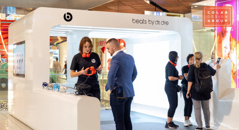 BEATS BY DR DRE_Westfield Sydney Activation_Brand Space_Pop Up_08