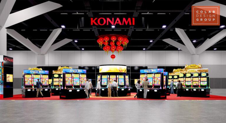 KONAMI__Australasian Gaming Expo_Bespoke Stand_02
