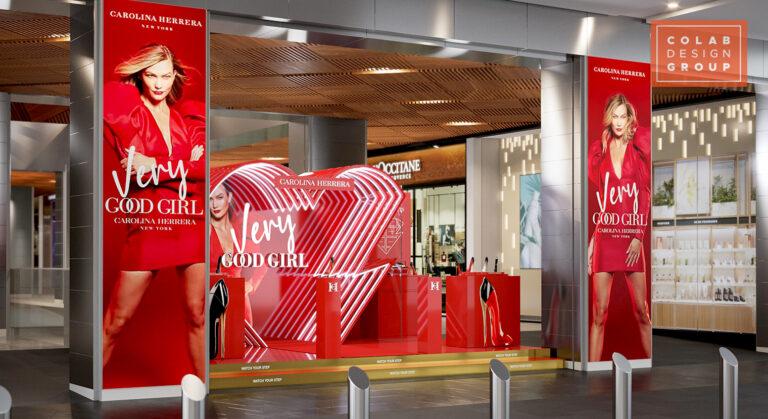PUIG - Carolina Herrera_Westfield Pitt Street Mall_Pop Up_01