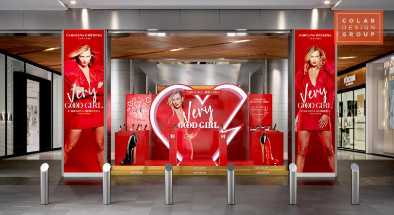 PUIG - Carolina Herrera_Westfield Pitt Street Mall_Pop Up_02