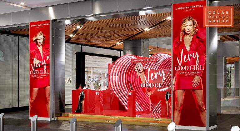 PUIG - Carolina Herrera_Westfield Pitt Street Mall_Pop Up_03