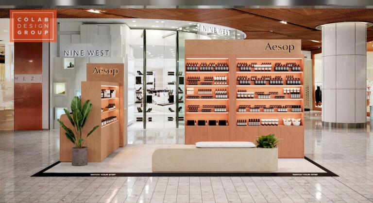 AESOP Sydney_Westfield Pitt Street Mall_Pop Up_05
