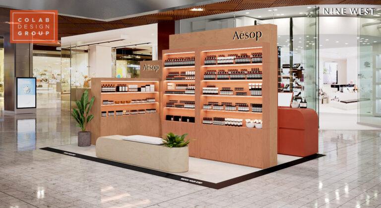 AESOP Sydney_Westfield Pitt Street Mall_Pop Up_06